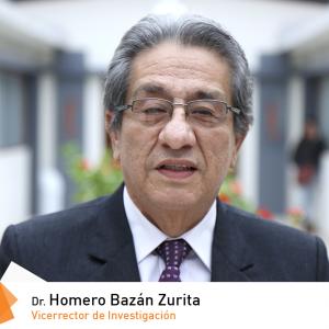 Dr. Homero Bazán Zurita