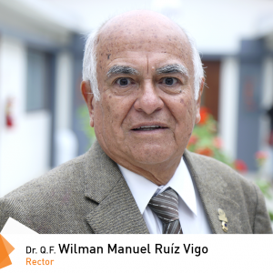 Dr. Q.F. Wilman Manuel Ruíz Vigo