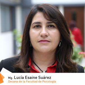 Mg. Lucía Esaine Suárez