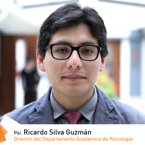 Psi. Ricardo Silva Guzmán