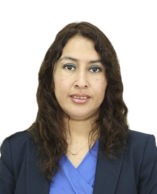 Sandra Manrique Urteaga – Derecho y Cc. Politicas – Derecho