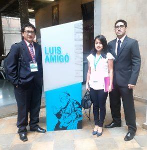 Alumnos de Derecho participan en concurso internacional de DDHH en
