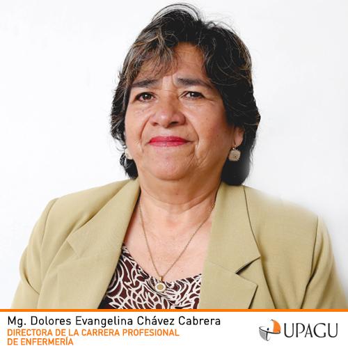 Mg. Dolores Evangelina Chávez Cabrera