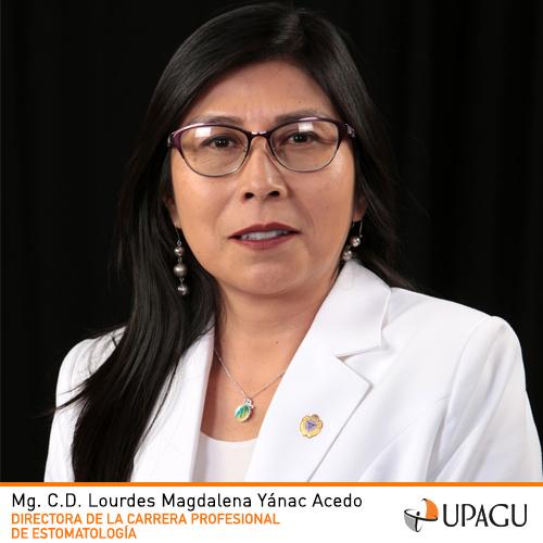 C.D. Lourdes Yánac Acedo